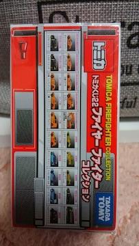 トミカ くじ22 ファイヤーファイター コレクション ロータス エキシージS 未使用 新品