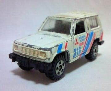 黒箱トミカ��69 〓〓〓パジェロ〓〓日本製〓