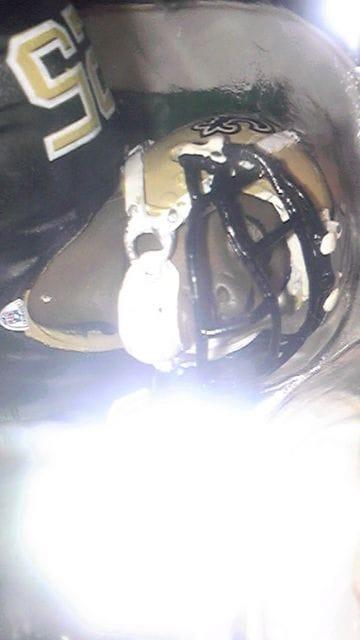 NFL SAINTS/Reggie BUSHフィギア新品未使用 < ホビーの