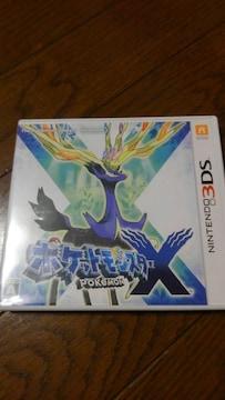 3DSソフト ポケットモンスターX