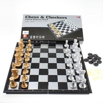 ☆初心者入門用! チェスセット