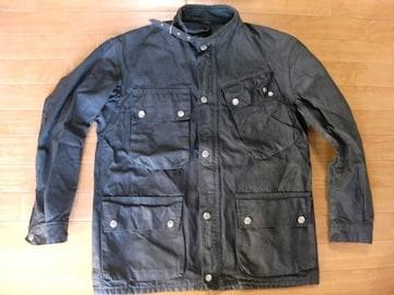 ヴィンテージ 70s イングランド製 オイルドジャケット L