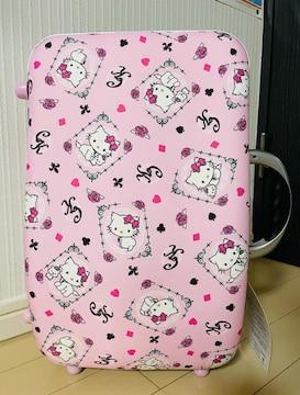 サンリオ スーツケース ピンク 新品、未使用