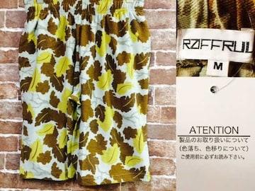 表記M/新品!カモフラ柄 RZIFFRULIZ 総柄 ショートパンツ 迷彩 ミリタリー ロック