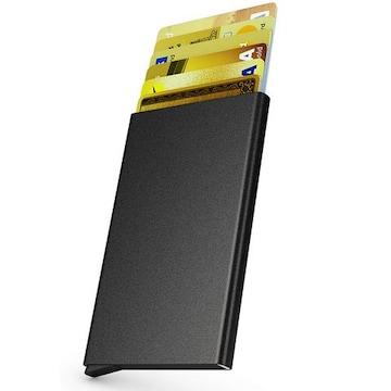 大容量 アルミニウム クレジットカードケース スキミング防止