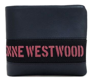 新品ヴィヴィアンウエストウッド財布二つ折りメンズレテ