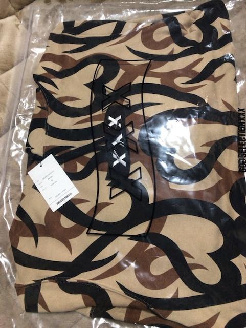 NUMBER (N)INE × GOD SELECTION XXX Mサイズ < 男性ファッションの