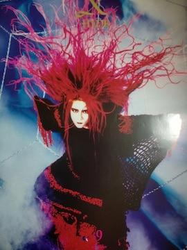 X JAPAN hide ポスター 1992