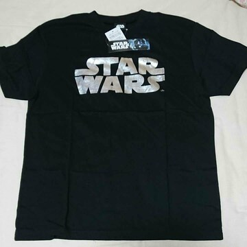 STARWARS黒色Tシャツ 新品未使用