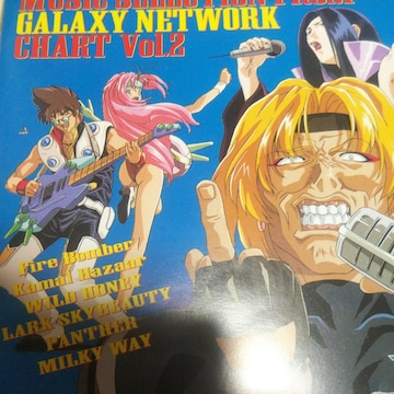 CD マクロス7 MUSIC SELECTION FROM GALAXY NETWORK CHART Vol.2
