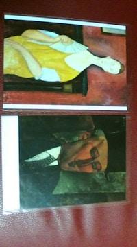 MODIGLIANIポストカード7枚
