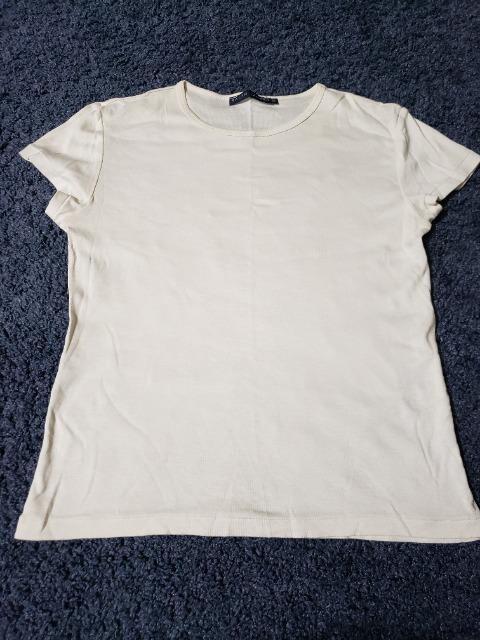 ★美品★RALPH LAUREN ★オフホワイト★Tシャツ★綿100%★  < ブランドの