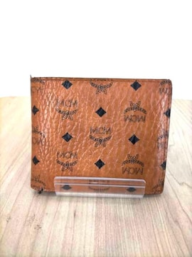 MCM(エムシーエム)2つ折り財布二つ折り財布