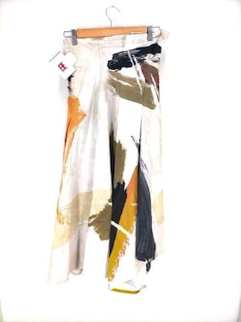 AMERI(アメリ)21SS ルイーズアートスカートスカート