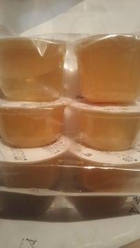 5種類のフルーツゼリー詰め合わせ*1点のみ