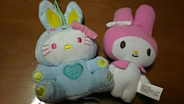 非売品☆ハローキティ&マイメロディー☆マクドナルド