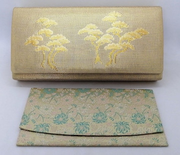 和装着物用 純金箔ポーチ・財布
