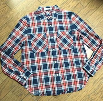 美品 Banner Barrett チェックシャツ バナーバレット