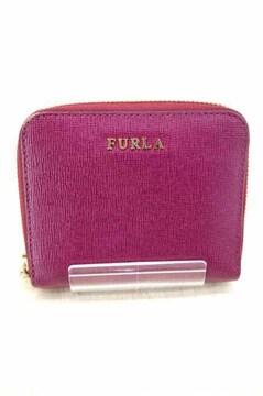 FURLA(フルラ)BABYLON ZIP AROUND 二つ折り財布二つ折り財布