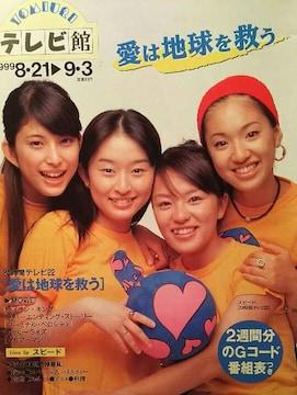SPEED【YOMIURIテレビ館】1999年186号