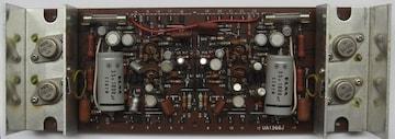 TRIO:ステレオパワーアンプユニットUA1366J未使用品!!