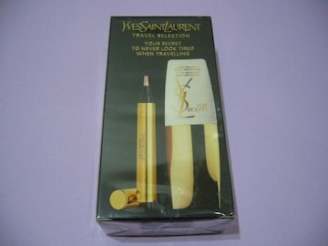 YSL/ラディアントスキンケアブラッシュ&ラディアントタッチset