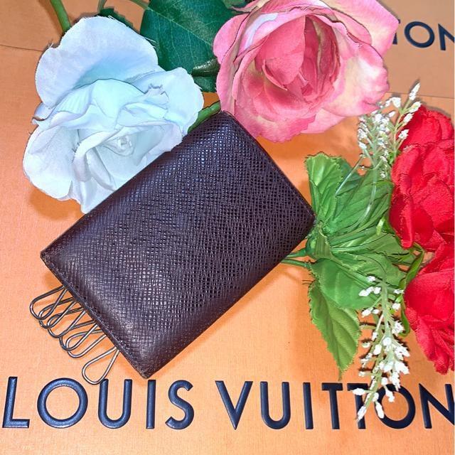 正規品LOUIS VUITTON定番人気☆ミュルティクレ6♪ < ブランドの