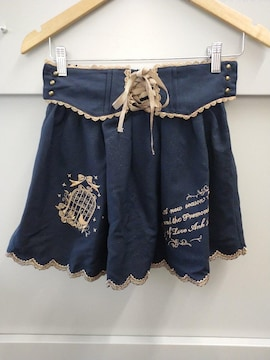 Ank Rouge☆コルセット風スカート