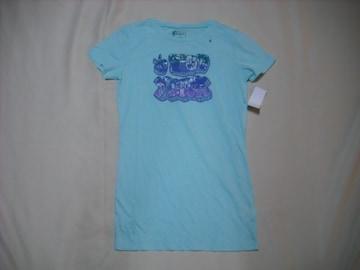 mq585 女 ZOO YORK ズーヨーク 緑 Tシャツ Sサイズ