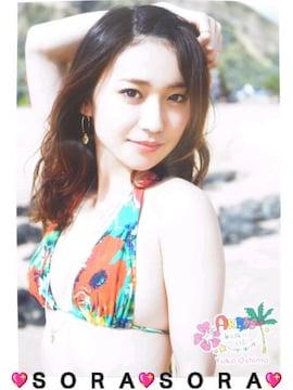 【AKB48 大島優子】海外旅行日記〜ハワイはハワイ〜DVD特典生写真�@