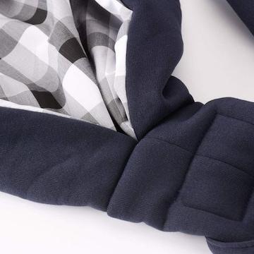 犬 バッグ スリング 抱っこ紐 Navy blue