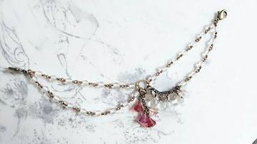 *小花の羽織紐* 18062