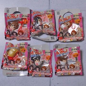 ☆けいおん!オリジナルミニフィギュア 全6種類