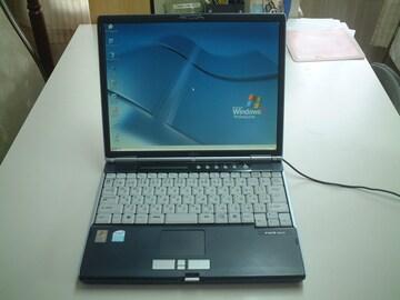 すぐ使える 小型 XP SP3 ノート  マルチ  FMV-S8210  綺麗