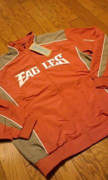 NFL 裏メッシュ JKT EAGLES赤茶 LXL位�F