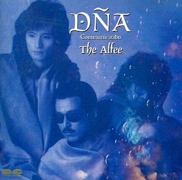 KF THE ALFEE(アルフィ) CDアルバム DNA Communication