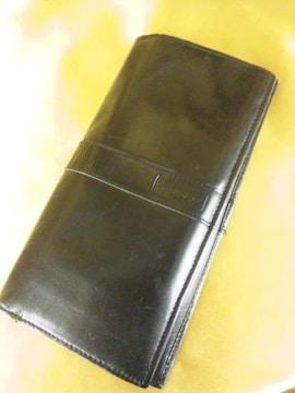 アムウェイ超レア非売品本皮革2つ折り長財布ユーズド