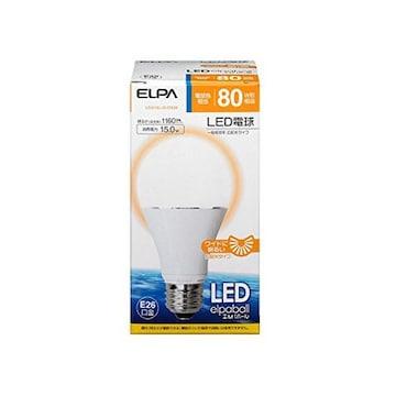 人気急上昇!LED電球 一般電球A形 80W形