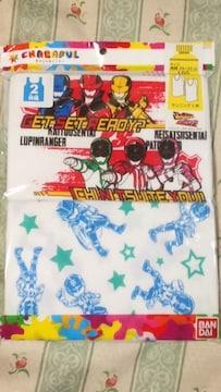 新品ルパンレンジャー VS パトレンジャーランニング2枚組定価\1382