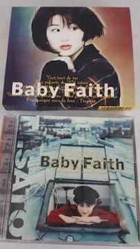 ★渡辺美里:10周年アルバム(Baby Faith)アルバム★