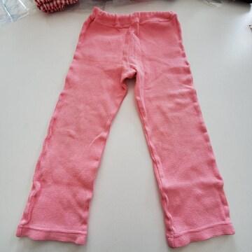 ピンクののびっぱズボン�@95
