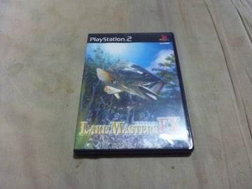 【PS2】レイクマスターズEX スーパー
