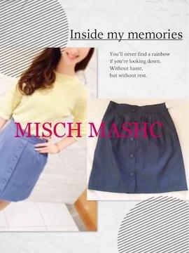 定価8532円●MISCH MASHC【美品】フロントボタンバックリボン