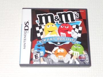 DS★M&M's KART RACING 海外版(国内本体動作可能)