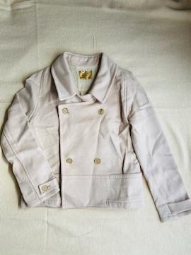 Noble 未着用 ショート コート Pコート ジャケット
