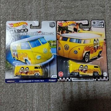 HW '18 '21 VW T1パネルバス ドラッグバス 未開封 ムーンアイズ