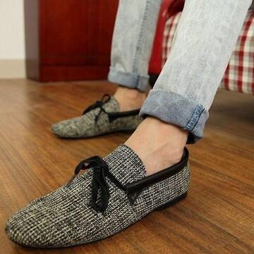 25~26.5cm ローファー 靴 スニーカー デッキシューズ