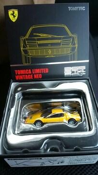 1/64 トミカ リミテッドヴィンテージネオ フェラーリ365GT4BB  タカラトミー限定イエロー 新品