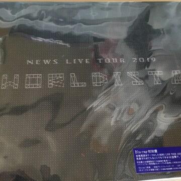 即決 NEWS LIVE TOUR 2019 WORLDISTA 2Blu-ray 初回盤 新品