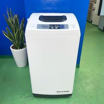 ◆HITACHI◆全自動洗濯機 2017年 5kg 美品 大阪市近郊配送無料